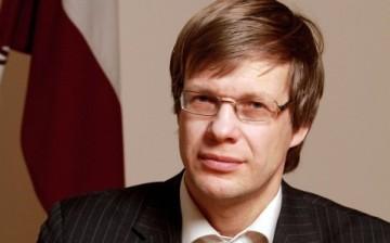 Einars Clinkis, ex ministre de l'environnement de Lettonie