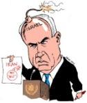 Netanyahu et la bombe sur l'Iran